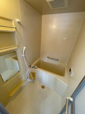 【浴室】タカクラヤマハイツ
