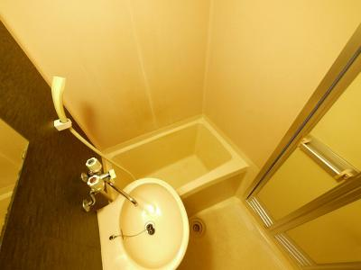 【浴室】シティパレス21法蓮P-2