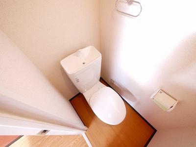 【トイレ】シティパレス21法蓮P-2