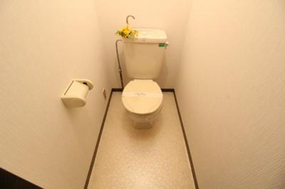 【トイレ】アビタシオン京殿