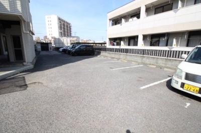 【駐車場】アビタシオン京殿