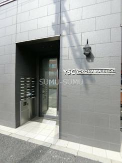 【エントランス】YSC横浜ビル