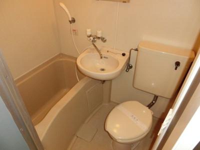 【浴室】ハーバルハウス