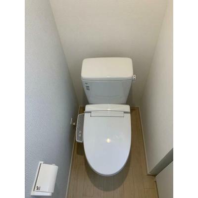 【トイレ】Blanc de Blancs ~ブラン ド ブラン~