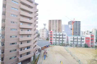 【庭】エスリード新梅田ノースポイント