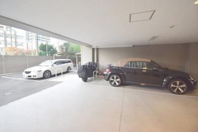 【駐車場】エスリード新梅田ノースポイント