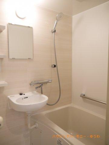 【浴室】第一高島平マイコーポ