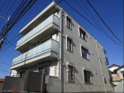 【外観】カシータ武蔵中原
