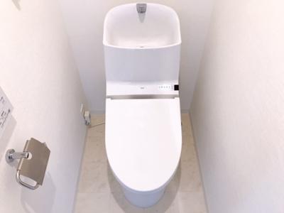 【トイレ】ルネサンスコート三軒茶屋WEST
