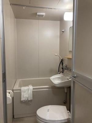 【浴室】公園造住マンション