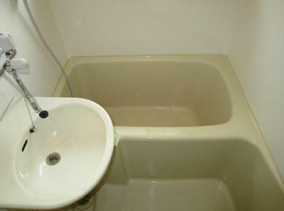 【浴室】内田荘