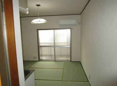 【寝室】内田荘