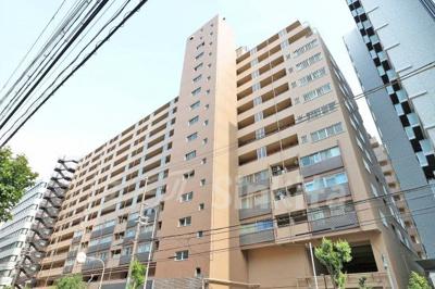 【外観】新大阪グランドハイツ2号棟
