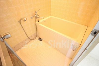 【浴室】新大阪グランドハイツ2号棟