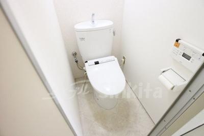 【トイレ】新大阪グランドハイツ2号棟