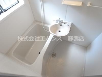 【浴室】コーポK2