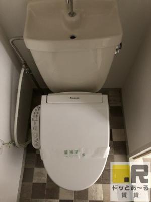 【トイレ】プレジール楠