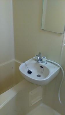 【浴室】サンフォーレスト5