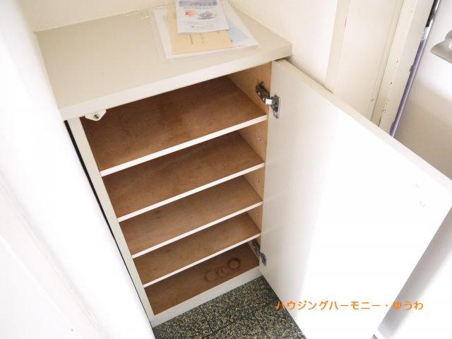 【収納】ホーユウコンフォルト板橋本町