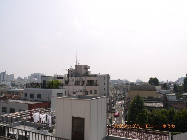 【展望】ホーユウコンフォルト板橋本町