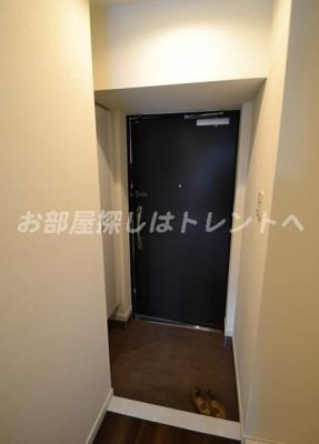 【玄関】ルクレ西新宿