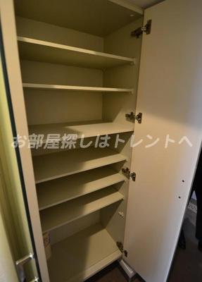 【収納】ルクレ西新宿
