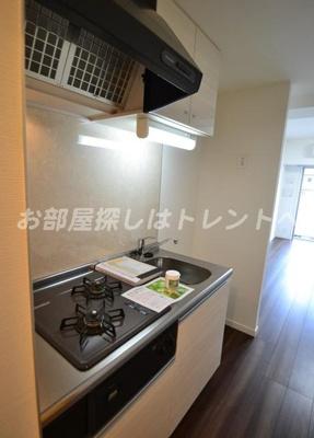 【キッチン】ルクレ西新宿