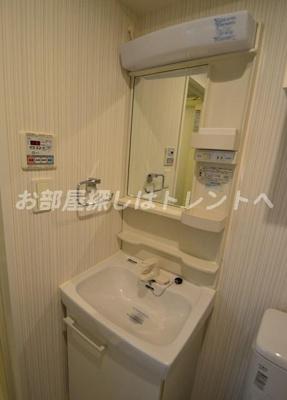 【独立洗面台】ルクレ西新宿
