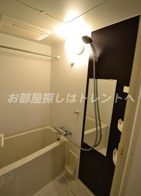 【浴室】ルクレ西新宿