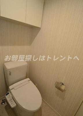 【トイレ】ルクレ西新宿