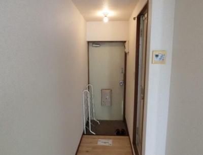 【玄関】アップルハウス青葉台