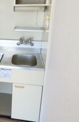 【キッチン】アップルハウス青葉台