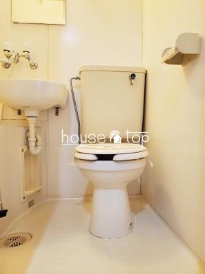 【トイレ】ユニオンビルⅡ