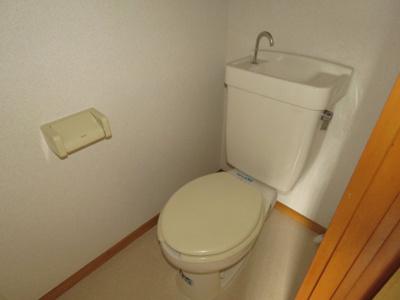 【トイレ】ハイツ須賀