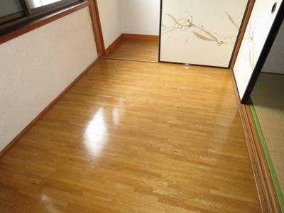 【洋室】ハイツ須賀