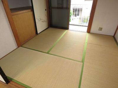 【和室】ハイツ須賀