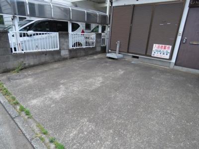 【駐車場】ハイツ須賀