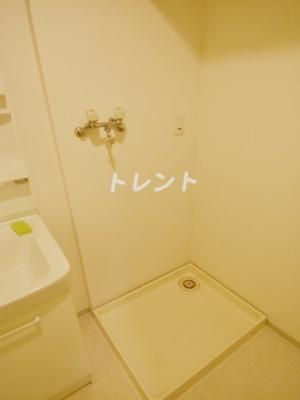 【洗面所】トリニティー芝浦