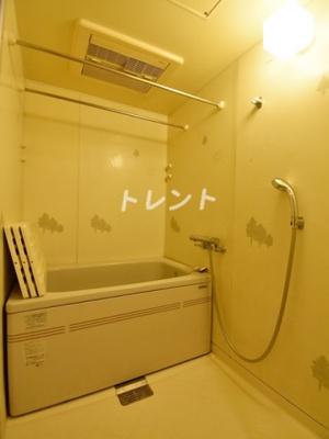 【浴室】トリニティー芝浦