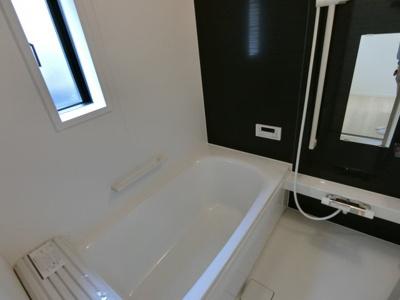 【浴室】土浦市東真鍋町第4 新築戸建 全2棟