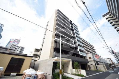 サムティ阿倍野昭和町 駐車場