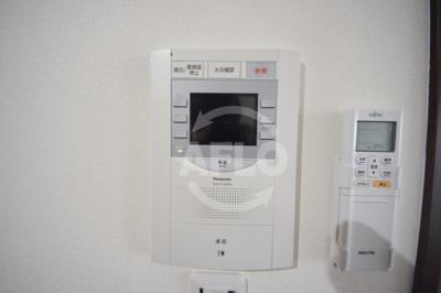 サムティ阿倍野昭和町 TV付モニターフォン