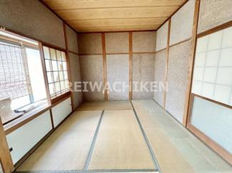 6畳の和室です
