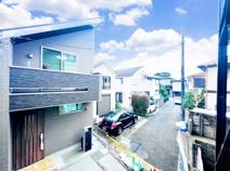 練馬区石神井町1丁目 新築戸建て の画像