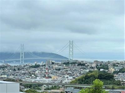 【展望】垂水区桃山台 戸建