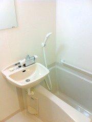 乾燥機付きのお風呂です