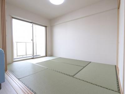 和室があれば、来客や子供用のスペースとして活躍します 吉川新築ナビで検索
