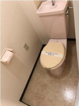 【トイレ】リバーサイドかねこ