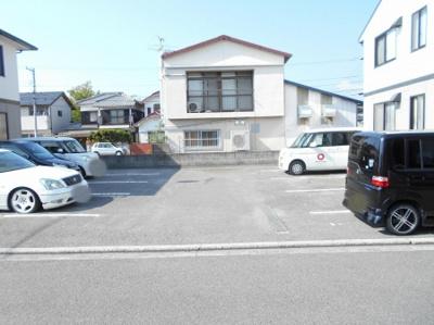 【駐車場】コーポ・FK・
