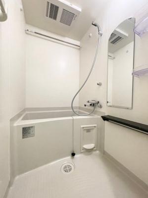 【浴室】プレサンス谷町九丁目ディセオ